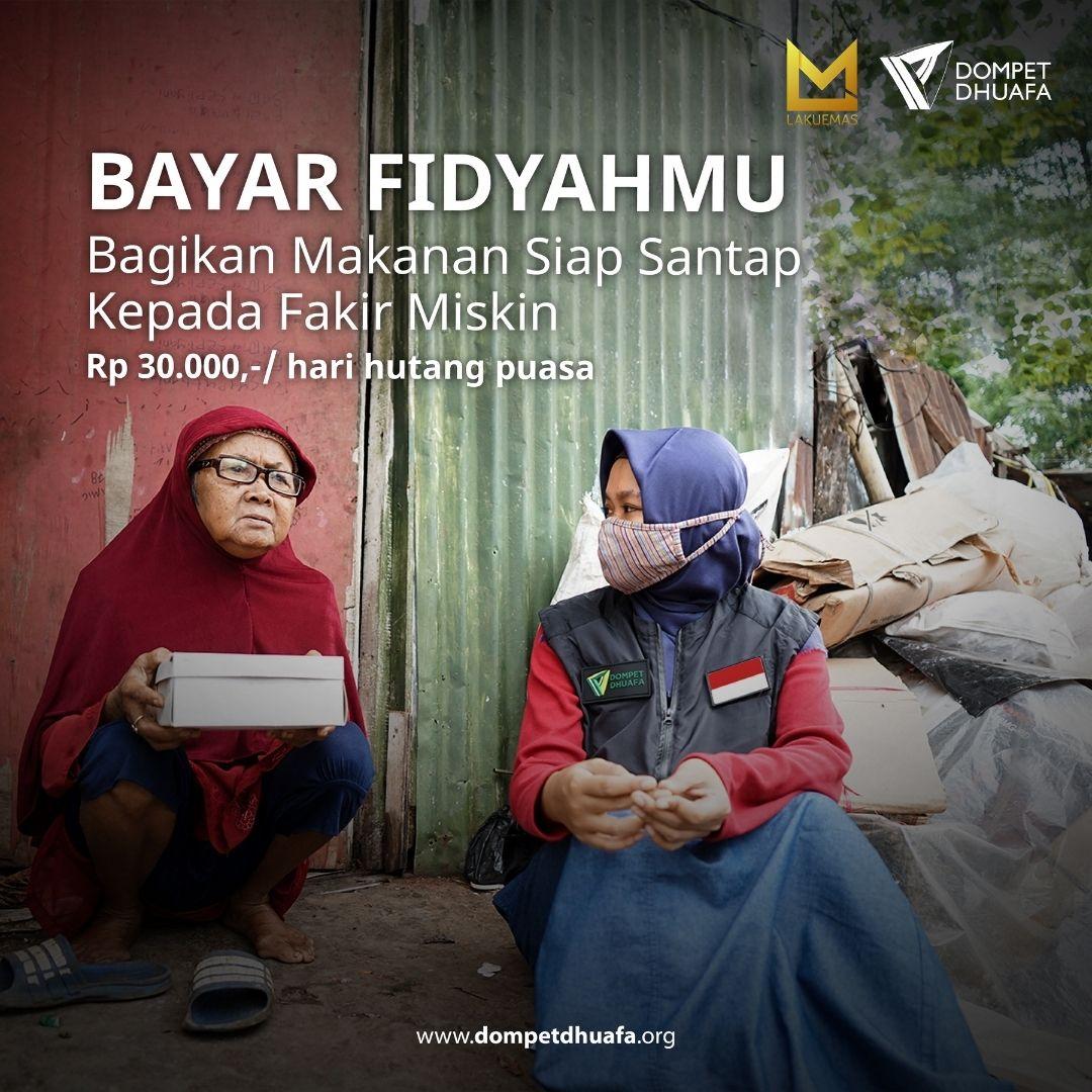 Bayar Fidyahmu - 30 K