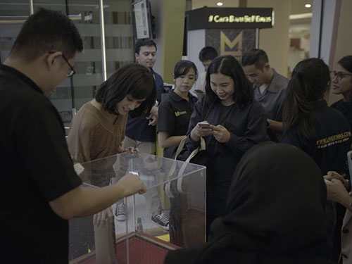 Dazzling Jewelry Festival at Mall Kelapa Gading (Aug 28th - Sept 8th 2019)