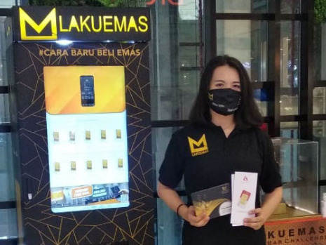 ATM Lakuemas Roadshow at Tangcity Mall (December 24th, 2020 - January 6th, 2021)
