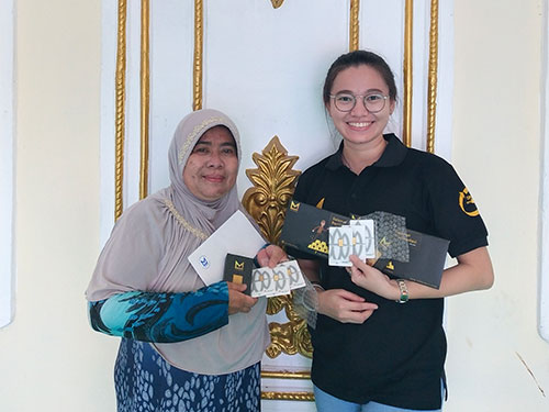 Voucher Donasi Lakuemas x Prilly Latuconsina (June 14th, 2020)