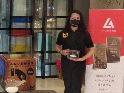 ATM Lakuemas Roadshow at Tangcity Mall (December 24th, 2020 - January 6th, 2021)