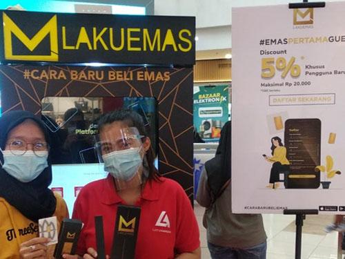 ATM Lakuemas Roadshow at Karawang Central Plaza (January 28th - February 10th, 2021)