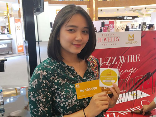 Dazzling Jewelry Festival at Summarecon Mall Serpong (Oct 16-27th, 2019)
