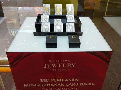 Dazzling Jewelry Festival at Summarecon Mall Bekasi (June 25th - July 7th, 2019)