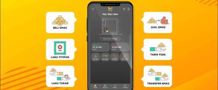 Fitur-Fitur dan Keuntungan Menabung Emas Digital di Lakuemas