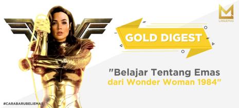 Belajar Tentang Emas dari Wonder Woman 1984