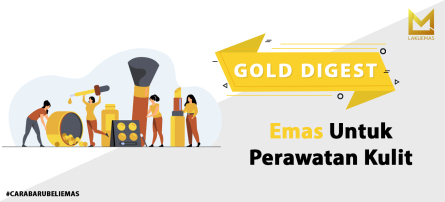 Emas untuk Perawatan Kulit