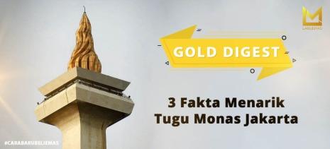 3 Fakta Menarik Tugu Monas Jakarta