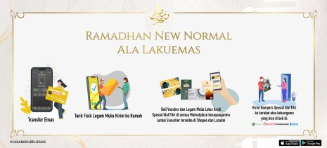 RAMADHAN NEW NORMAL ALA LAKUEMAS
